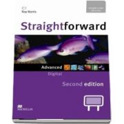 Straightforward 2nd Edition Advanced Level Digital DVD Rom Single User