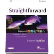 Straightforward 2nd Edition Advanced Level Students Book