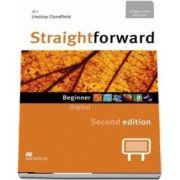 Straightforward Beginner, Digital DVD Rom Single User, 2nd Edition
