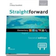 Straightforward Elementary. Digital DVD Rom Multiple User, 2nd Edition
