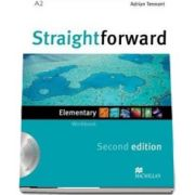 Straightforward Elementary. Workbook without key and CD, 2nd Edition