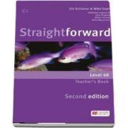 Straightforward Level 4. Teachers Book Pack B