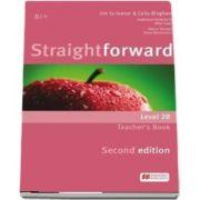 Straightforward Level 2. Teachers Book Pack B