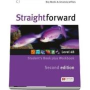 Straightforward Level 4. Students Book Pack B