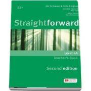 Straightforward Level 4. Teachers Book Pack A