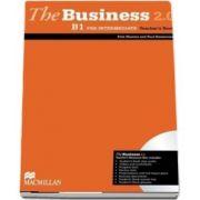 The Business 2. 0 Pre-Intermediate. Teachers Book Pack