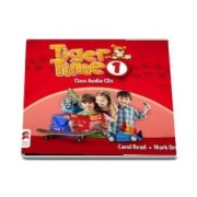 Tiger Time Level 1. Audio CD