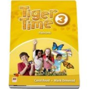 Tiger Time Level 3. Flashcards