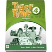 Tiger Time Level 4. Activity Book