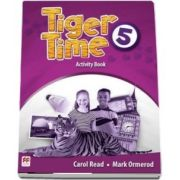 Tiger Time Level 5. Activity Book