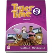 Tiger Time Level 5. Flashcards