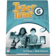 Tiger Time Level 6. Activity Book