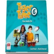 Tiger Time Level 6. Audio CD