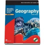 Vocabulary Practice Book. Geography with key Pack