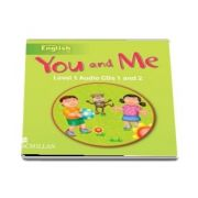 You and Me 1. Audio CD