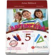 Artur Balauca, Aritmetica clasa a V-a, pentru semestrul II