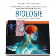 Biologie. Manual pentru clasa a VII-a - Aprobat M. E. N