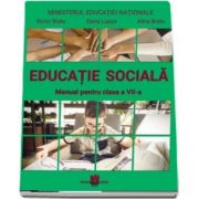 Educatie sociala. Manual pentru clasa a VII-a (Victor Bratu)