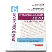 Evaluarea Nationala 2020 la finalul clasei a VI-a. Limba si comunicare