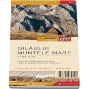 Harta de drumetie a Muntilor Gilau, Muntele Mare