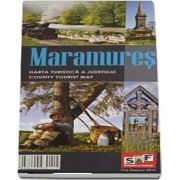 Harta turistica a Maramuresului. Editia a II-a