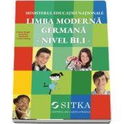 Limba moderna Germana, nivel b1. 1. Manual pentru clasa a VII-a
