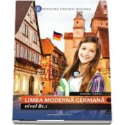 Limba moderna Germana, nivel b1. 1. Manual pentru clasa a VII-a (Simona Trofin)