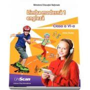 Manual de limba engleza pentru, clasa a VI-a - Limba moderna 1 (Jenny Dooley)