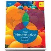 Matematica pentru clasa a VII-a, semestrul I - Clubul Matematicienilor - Marius Perianu si Ioan Balica