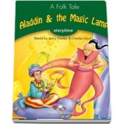 Aladdin and The Magic Lamp Pupil's book with cross-platform application