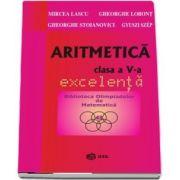 Aritmetica. Clasa a V-a, excelenta