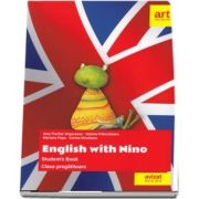Manual de limba engleza pentru clasa pregatitoare. English with Nino (AVIZAT DE M. E. N. 2018)