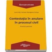 Contestatia in anulare in procesul civil
