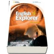 English Explorer 4. Workbook with Audio CD