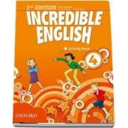 Incredible English 4. Activity Book, 2nd edition