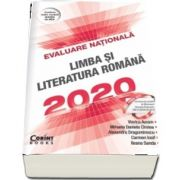 Limba si literatura romana. Evaluare nationala 2020 - 100 DE TESTE PROPUSE DUPA MODELUL ELABORAT DE M. E. N.