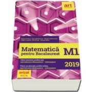 Matematica pentru Bacalaureat M1 2019 (Marius Perianu)