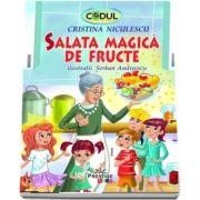 Salata magica de fructe de Cristina Niculescu