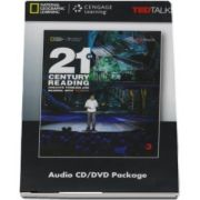 21st Century Reading with TED Talks Level 3 Audio CD and DVD package
