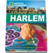 A Chinese Artist in Harlem. Book with Multi ROM. Footprint Reading Library 2200