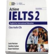 Achieve IELTS 2. Class Audio CD