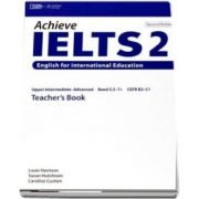 Achieve IELTS 2. Upper Intermediate to Advanced 2nd ed. Teacher Book