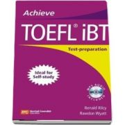 Achieve TOEFL iBT. Test Preparation Guide. Student Book with Audio CD
