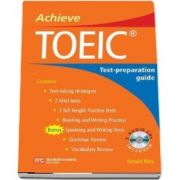 Achieve TOEIC.  Test Preparation Guide. Student Book with Audio CD