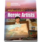 Afghanistans Heroic Artists. Footprint Reading Library 3000. Book with Multi ROM
