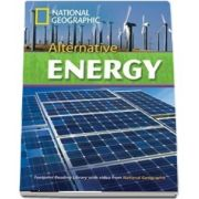 Alternative Energy. Footprint Reading Library 3000. Book