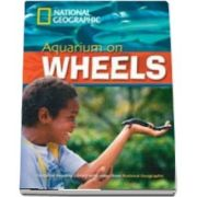 Aquarium on Wheels. Footprint Reading Library 2200. Book with Multi ROM
