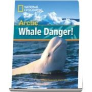 Arctic Whale Danger! Footprint Reading Library 800. Book