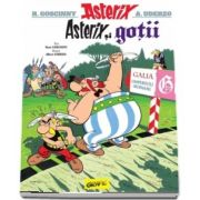 Asterix si gotii de Rene Goscinny