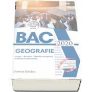 Bacalaureat 2020 pentru Geografie - Octavian Mândruţ